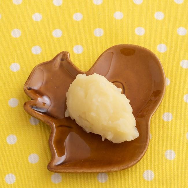【離乳食初期】なめらかマッシュポテト