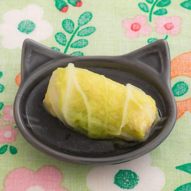 【離乳食完了期】ロール白菜
