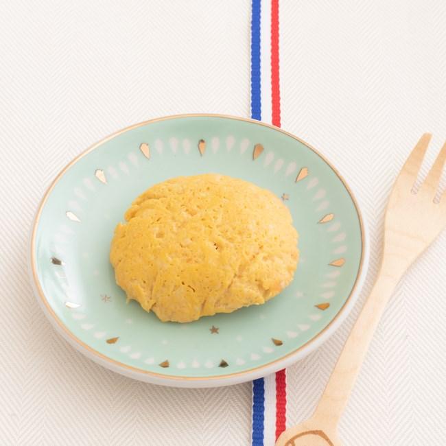 【離乳食完了期】にんじんメインのハンバーグ