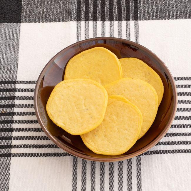 【9か月~11か月 後期】お好み焼き風パンケーキ