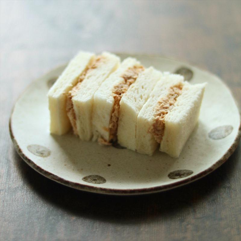 【離乳食後期】ツナ缶でツナサンド