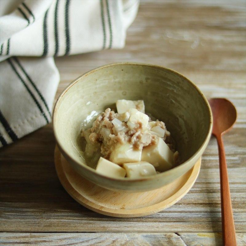 【離乳食後期】レンジで麻婆豆腐