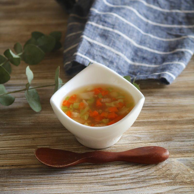 【離乳食後期】レンジで野菜あんかけ