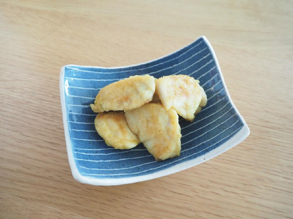 【離乳食完了期】サワラのカレー焼き