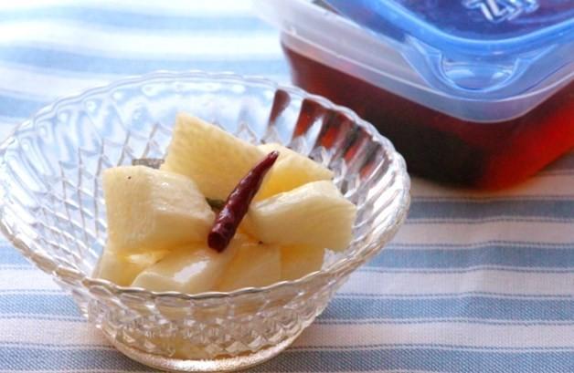 長芋の和風ピクルス