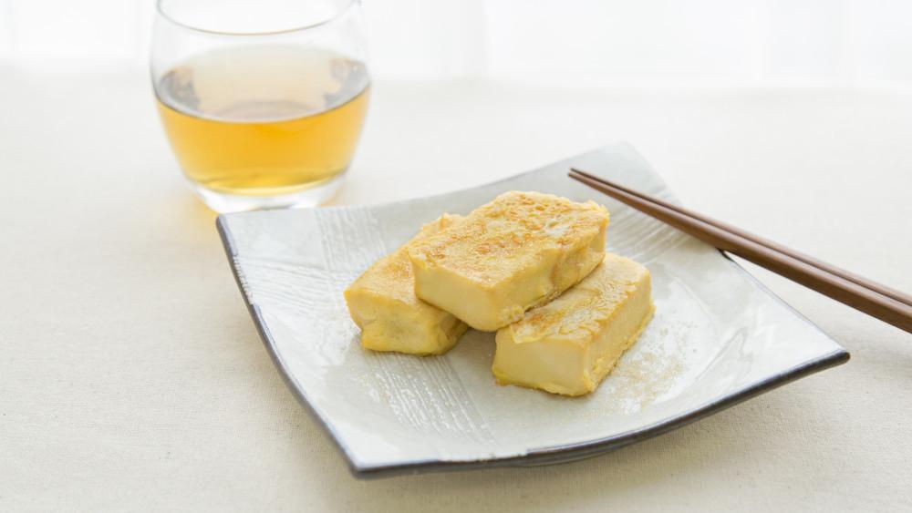 高野豆腐のフレンチトースト