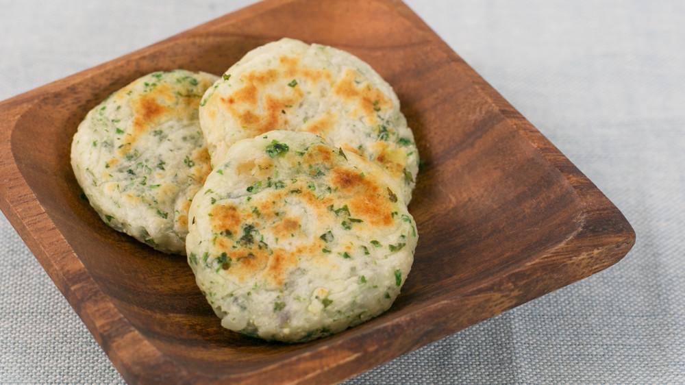 【離乳食後期】里芋チーズおやき