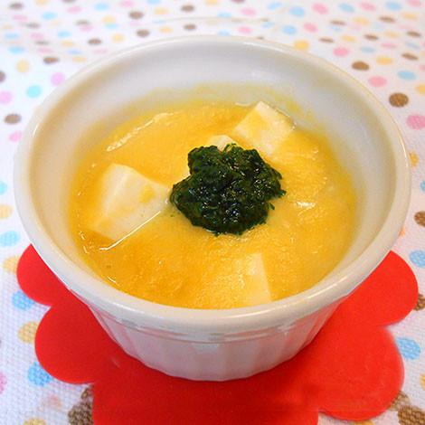 【離乳食完了期】豆腐のコーングラタン