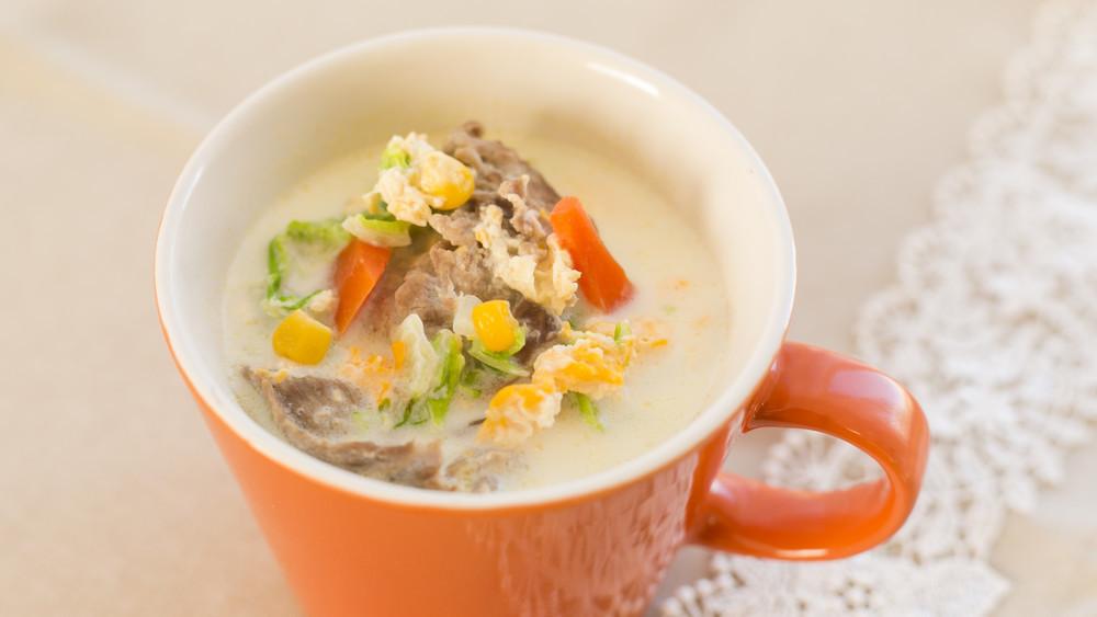 トン玉中華スープ